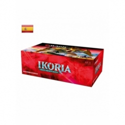 Ikoria: Lair of Behemoths Spanish booster box - Magic the Gathering cards