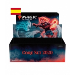 Caja de sobres Core 2020 Español - cartas Magic the Gathering
