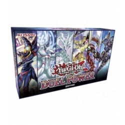 Duel Power Box en inglés - Cartas Yu-Gi-Oh!