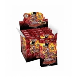 Structure Deck Display - Soulburner (8 Decks) in English - Yu-Gi-Oh!