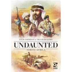 Table game Undaunted: North Africa from Osprey Games