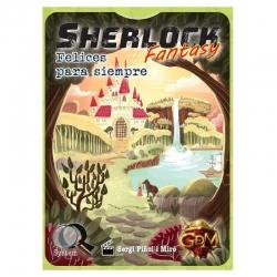 Juego de cartas Sherlock Fantasy: Felices Para Siempre de Guerra de Mitos