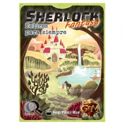 Sherlock Fantasy Happily Ever After Card Game from Mythos War