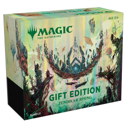 Zendikar Rising Bundle: Gift Edition Magic the Gathering cards from Wizards of the Coast