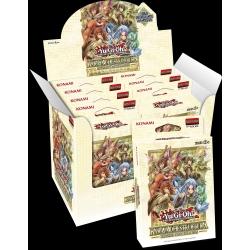 Caja de Baraja de Estructura: Encantadoras de Espíritus Yu-Gi-Oh de Konami