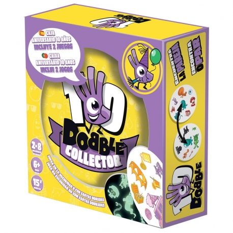 Dobble Collector's Edition Card Game from Zygomatic