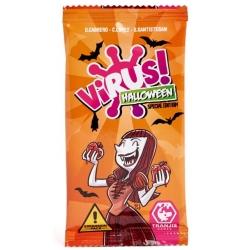 Virus! Halloween expansión juego de cartas de Tranjis Games
