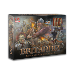 The board game Britannia: Classic & Duel Edition from PSC Games