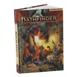 Basic Rules 2nd Edition of Pathfinder RPG from Devir