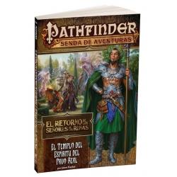 El retorno de los Señores de las Runas 4: el templo del espíritu del pavo real Pathfinder de Devir 8436589621961