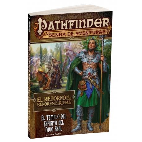 Return of the Rune Lords 4: The Peacock Spirit Temple Pathfinder of Devir 8436589621961