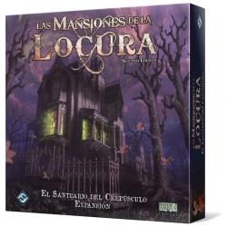 Expansión El Santuario del Crepúsculo de Las Mansiones de la Locura Segunda Edición