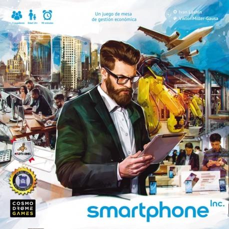 Juego de mesa Smartphone Inc. de Maldito Games