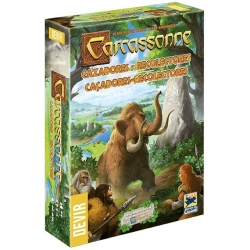 Carcassonne Hunters and Gatherers board game from Devir