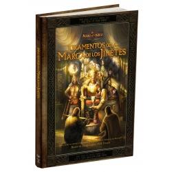 Libro Juramentos de la Marca de los Jinetes del juego de rol El Anillo Único de Devir