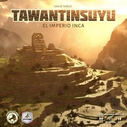 Tawantinsuyu The Inca Empire board game by Maldito Games