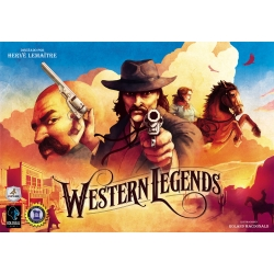 In Western Legends, historical characters from the American Wild West face off and create new legends