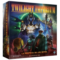 The Prophecy of the Kings expansion from Fantasy Flight Games' Twilight Imperium game