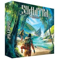 Ludonova Sumatra Adventure Board Game