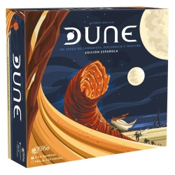 Dune is a game of conquest, diplomacy and betrayal where the spice must flow