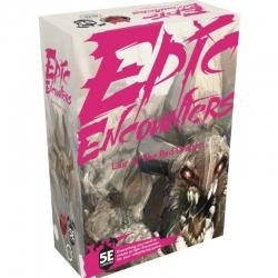 Juego de mesa Epic Encounters: Lair of the Red Dragon (Inglés) de Steamforged Games LTD