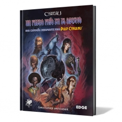 Book A Cold Fire in the Abyss The Call of Cthulhu by Edge Entertainment