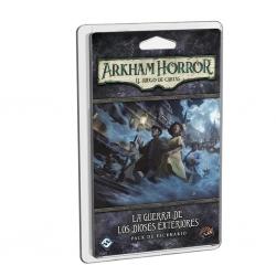 Juego de cartas Arkham Horror Lcg La guerra de los Dioses Exteriores de Fantasy Flight Games