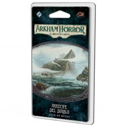 Pack de Mitos Arkham Horror Lcg Arrecife del Diablo de Fantasy Flight Games