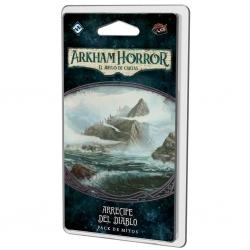 Arkham Horror Lcg Devil's Reef card game from Fantasy Flight Games