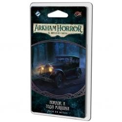 Juego de cartas Arkham Horror Lcg Horror a toda máquina de Fantasy Flight Games