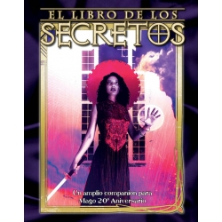 Role-playing game The Book of Secrets by NoSoloRol