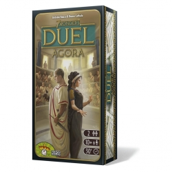 Expansion for game 7 Wonders Duel: Agora of Repos Production