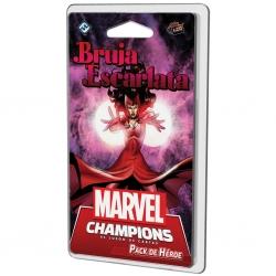 Marvel Champions Lcg: Bruja Escarlata Pack de Héroe
