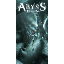 Expansión Kraken del juego de mesa Abyss de Do It Games