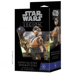 Expansión de personal Especialistas separatistas Star Wars: Legion de Fantasy Flight Games