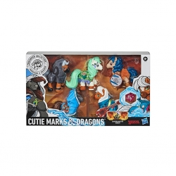 My Little Pony Cutie Marks and Dragons combina Mi Pequeño Pony y Dungeons & Dragons