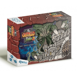 Expansion card game The Castle of Terror 2 by Atom Games