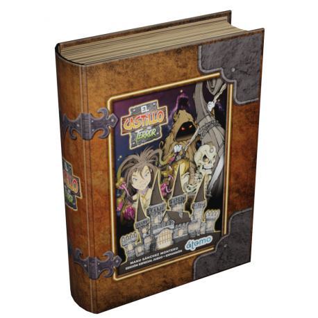 Buy Card Game Castle Of Terror Special Edition By Atom Games