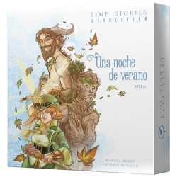 T.I.M.E Stories Revolution expansion: A Midsummer Night from Space Cowboys