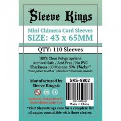 [8802] Sleeve Kings Mini Chimera Card Sleeves (43x65mm)