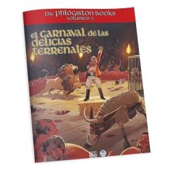 Libro El Carnaval de las Delicias Terrenales Dungeon Crawl Classics de Other Selves