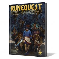 Nueva edición del juego de rol RuneQuest de Edge Entertainment