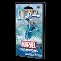 Marvel Champions Lcg: Quicksilver Pack de Héroe
