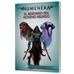 Libro juego de rol Numenera El bestiario del noveno mundo de Holocubierta