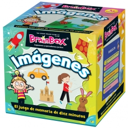 Juego de mesa BrainBox Imágenes de Brain Box
