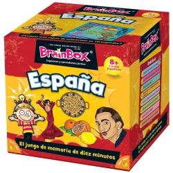 Juego de mesa BrainBox España de Brain Box