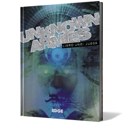 Juego de rol Unknown Armies Libro uno: Juega de Edge Entertainment