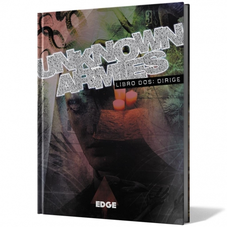 Role Play Unknown Armies Book Two: Lead by Edge Entertainment