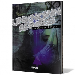 Juego de rol Unknown Armies Libro Tres: Revela de Edge Entertainment