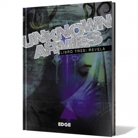 Role Play Unknown Armies Book Three: Reveal by Edge Entertainment